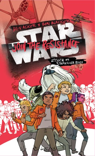 Star Wars Join the Resistance #3