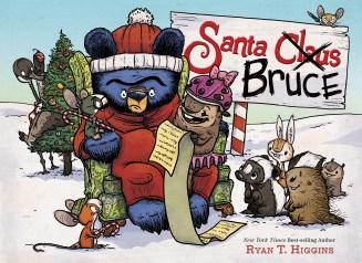 Santa Bruce cover