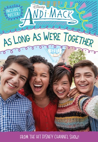 Andi Mack as Long As We're Together