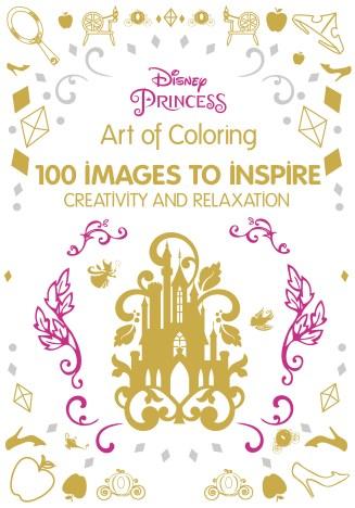 Disney Princess Art of Coloring