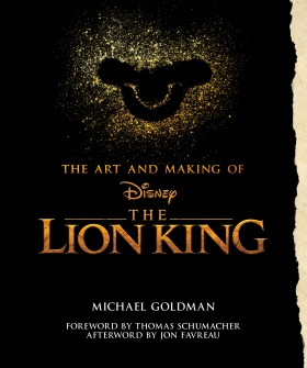 The Art and Making of The Lion King cover
