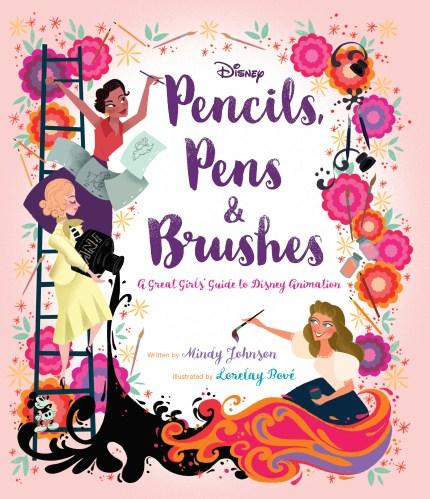 Pencils, Pens & Brushes