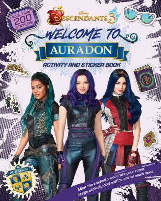 Welcome to Auradon