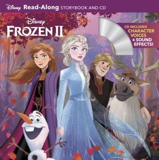 Frozen 2 Read Along