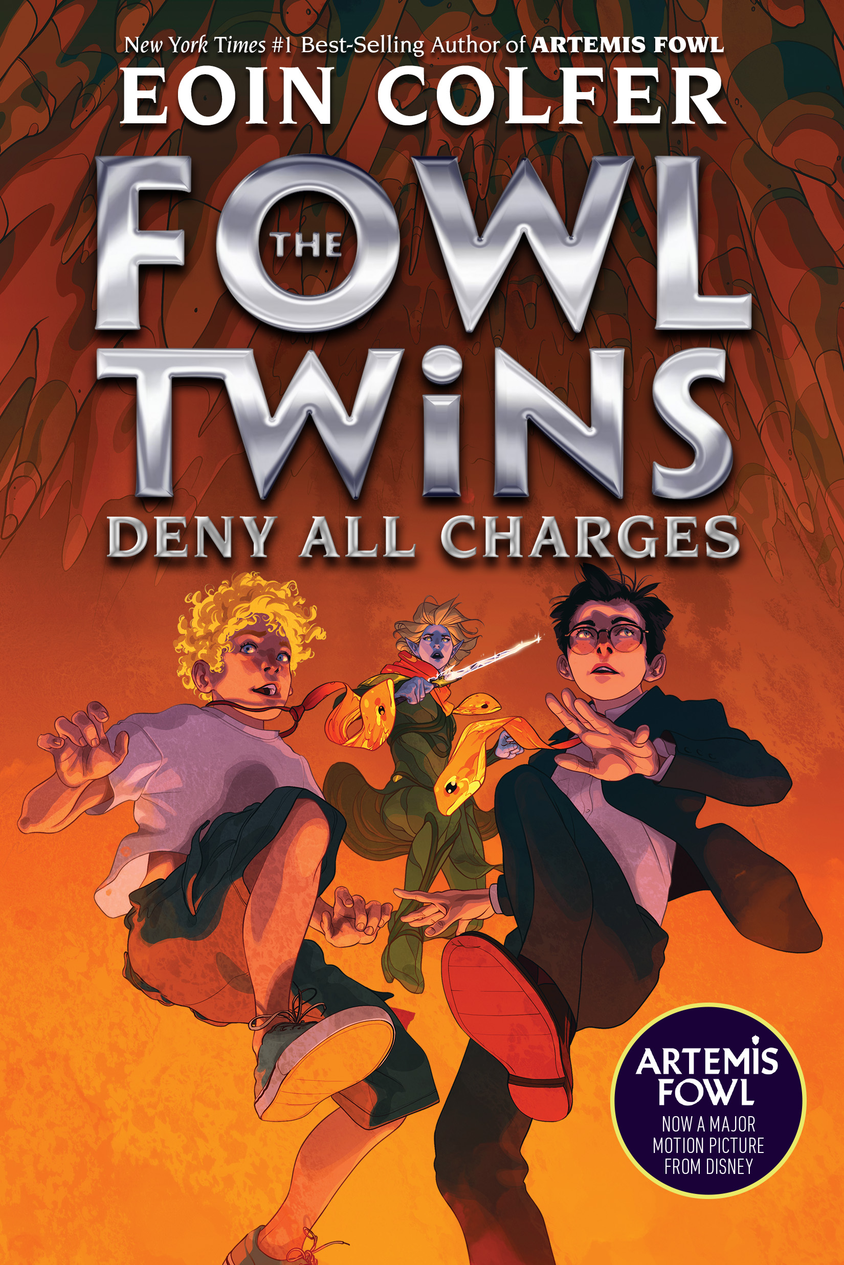The Fowl Twins Deny All Charges | Disney Books | Disney Publishing ...