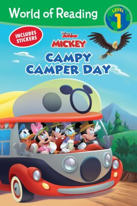 Campy Camper Day