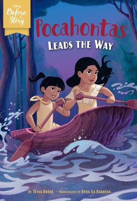 Pocahontas Leads the Way