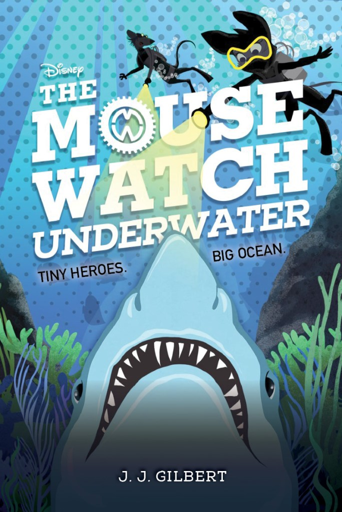 The Mouse Watch Underwater