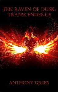 Raven of Dusk Transcendence Cover