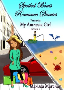 MY AMNESIA GIRL COVER BOOK 2