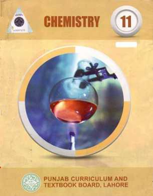 FSc First Year Chemistry Book Cover