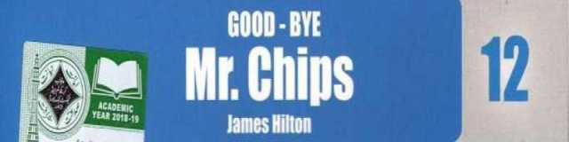 Download Good Bye Mr Chips Book Inter Part 2 Pdf