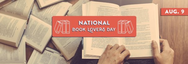 August 9th is Book Lovers Day