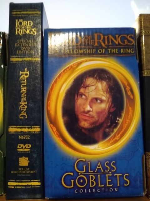 Aragorn Goblet boxed
