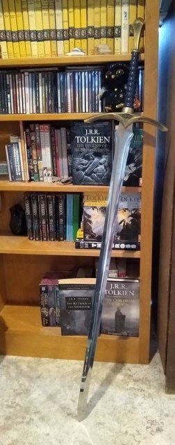 Andúril: The Sword of Aragorn