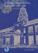 Victoria Institution, the first century, 1893-1993