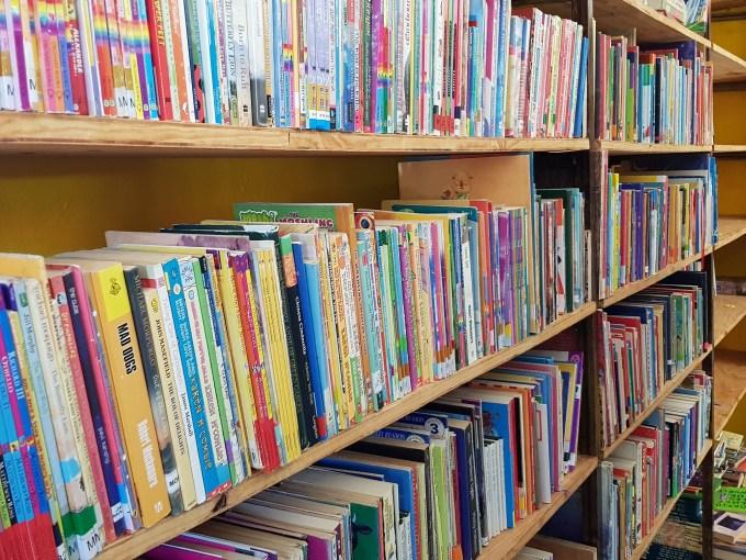 Tukongote library 12