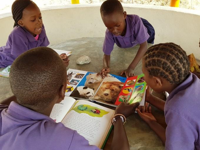 Tukongote library 4