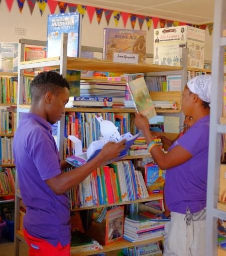 Tukongote library 7