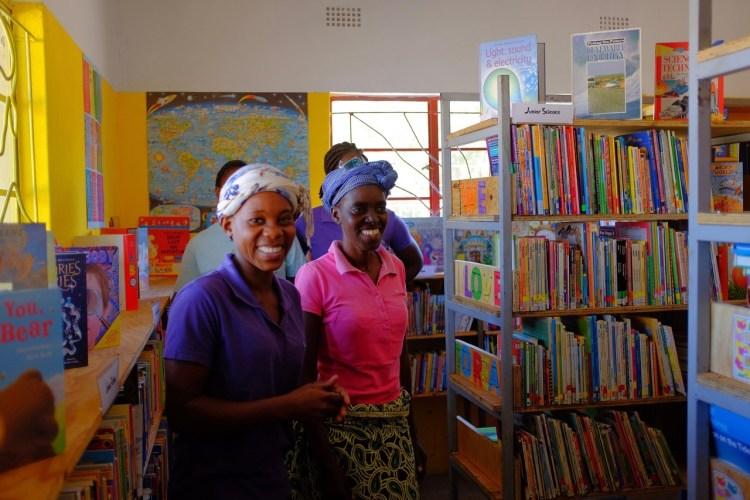 Tukongote library 8