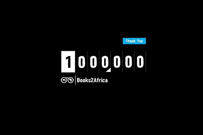 1 million books