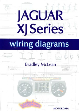 JAGUAR ELECTRICAL WIRING DIAGRAMS XJS XJ6 XJ12 SCHEMATICS