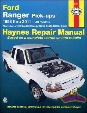 Ford Ranger Manuals at Books4Cars