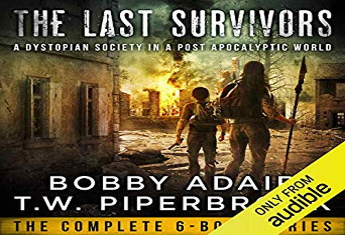 You are currently viewing The Last Survivors Box Set – Audio Book Review