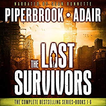 The Last Survivors Box Set – Audio Book Review