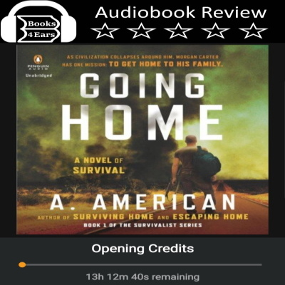 Going Home – Audio Book Review