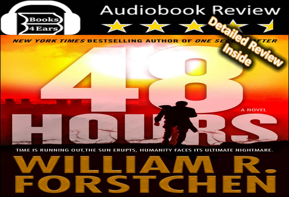 48 Hours: A Novel Audiobook Review