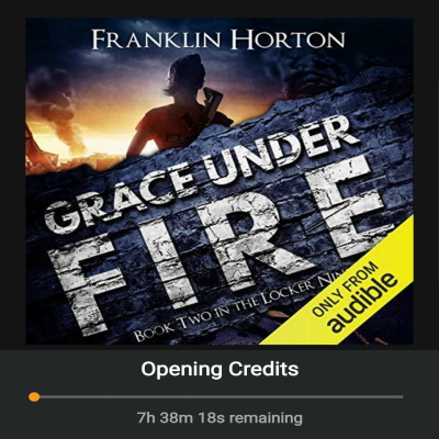 Grace Under Fire – Audiobook Review