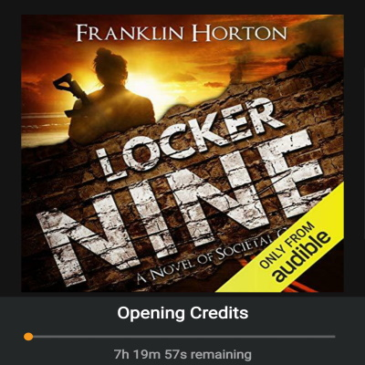 Locker Nine – Audiobook Review