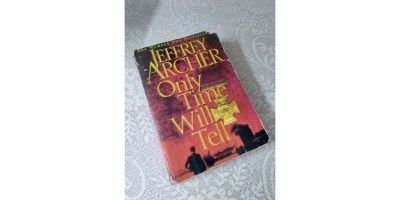 Jeffrey Archer's 'Only Time Will Tell' by Sukriti