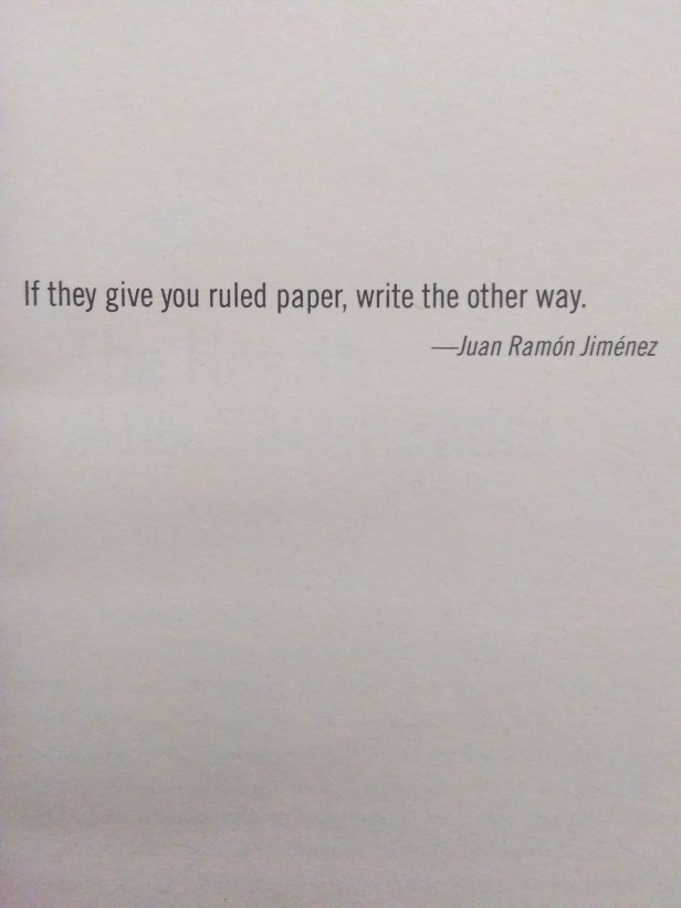 Juan Ramon Jimenez's Quote