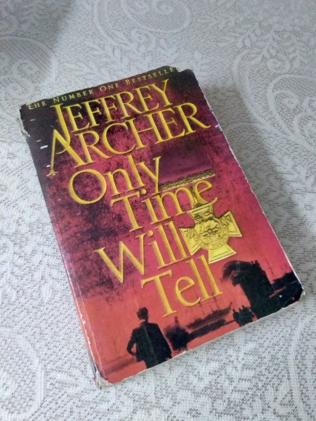 Jeffrey Archer's 'Only Time Will Tell'