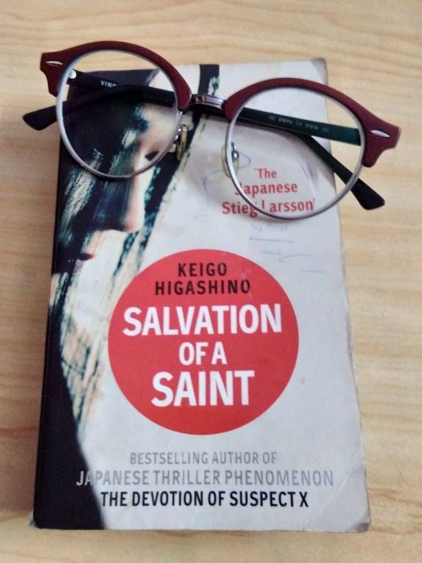 Book review of Keigo Higashino's 'Salvation of a Saint'