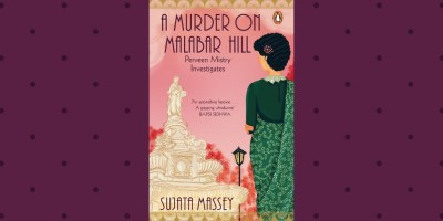 A Murder on Malabar Hill by Sujata Massey