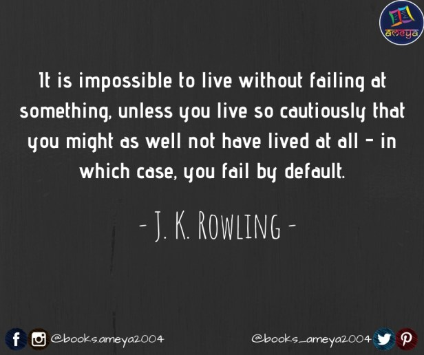 QUOTES BY J.K. ROWLING