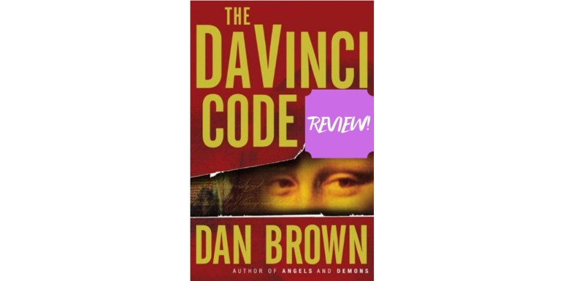 Book review of 'The Da Vinci Code' by Dan Brown