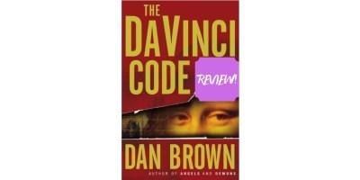 Book review of 'The Da Vinci Code' by Dan Brown