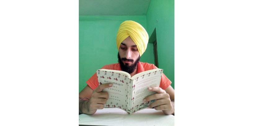 Harman Singh and how reading impacted his life