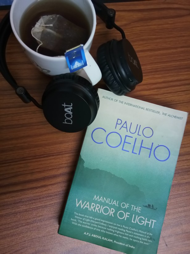 Paulo Coelho's influence on Harman Singh's life