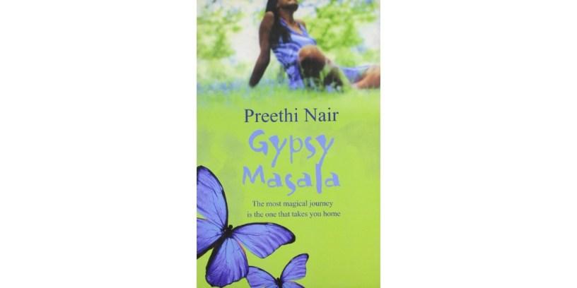 Cover of Gypsy Masala by Preethi Nair