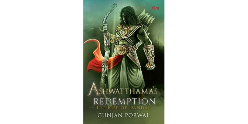 Cover of Ashwatthama's Redemption by Gunjan Porwal