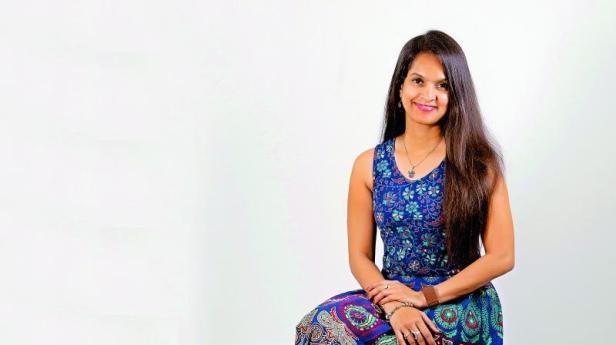 Preeti Shenoy, author of 'Wake Up, Life is Calling'