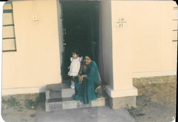 Karnataka-based poet Kusuma Patel feels that her little daughter helped her realize her potential