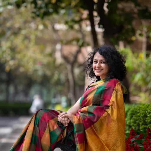 Harini Srinivasan: Author of the bestselling historical fiction 'The Curse of Anuganga'