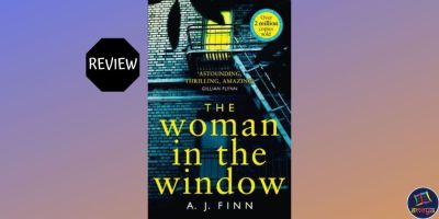 Book review of A. J. Finn's 'The Woman in the Window'