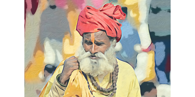 Nrupal and his Beard is a folk tale from the Indian state of Maharashtra